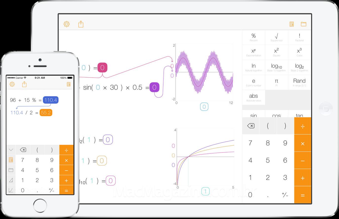 Top 10 applications iOS 2014 :  Tydlig